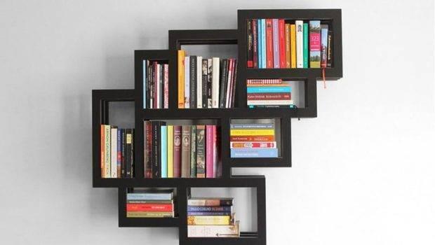 Inspiration Wall Bookshelf Designs