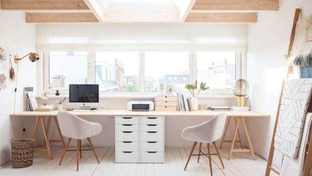 Inspirational Home Office Workspaces Feature