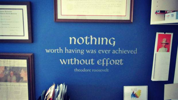 Inspirational Quotes Office Walls Quotesgram