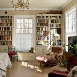 Inspiring Built Bookshelves More Functional Storage