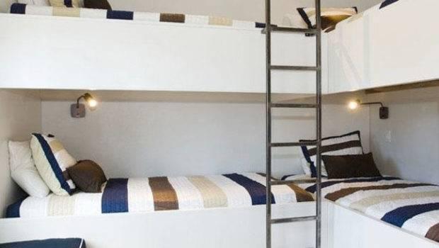 Inspiring Bunk Bed Room Ideas Huntto
