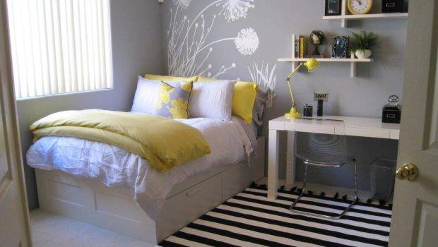 Inspiring Small Bedrooms Home Pinte