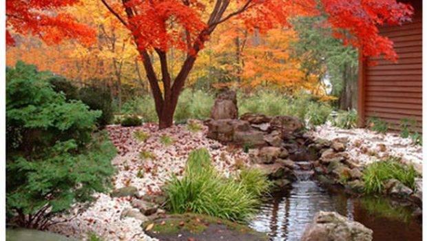 Inspiring Small Japanese Garden Design Ideas Round Decor