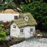 Install Mini Fairy Houses Your Miniature Garden