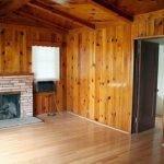 Install Wood Paneling