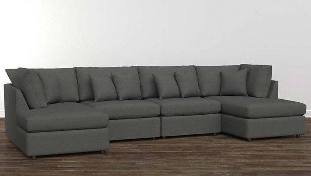 Interior Album Double Chaise Sectional Sofa