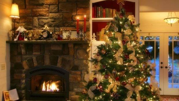 Interior Christmas Decorations Ideas Home Designs