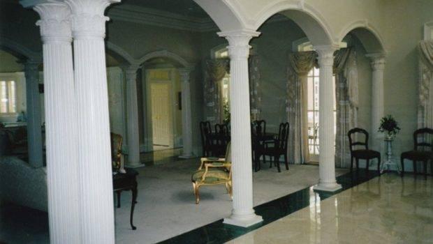 Interior Columns Melton Classics Inc