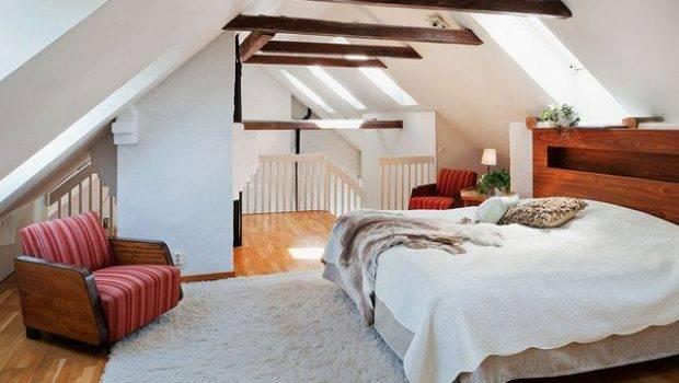 Interior Design Ideas Loft Bedrooms