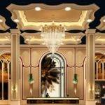 Interior Design Rendering Luxury Suites Hotel