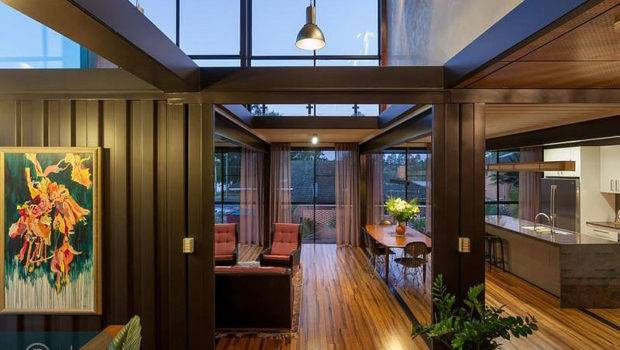 Interior Design Shipping Container Home Brisbane Queensland