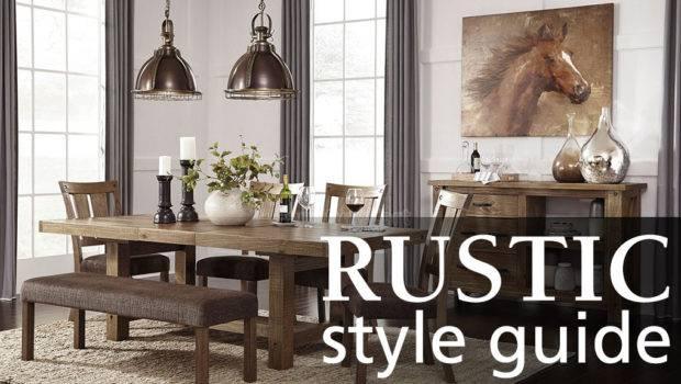 Interior Design Style Guide Rustic Furniture Etc