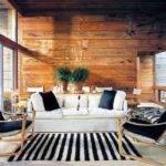 Interior Design Using Wood