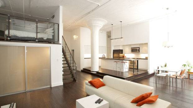 Interior Designs Open Loft Bedroom Concept Modern Mezzanine Home