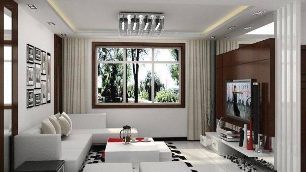 Interior Exterior Plan Contemporary Living Room Design