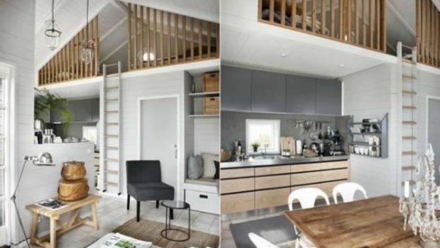 Interior Small Houses Tiny House Design