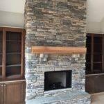 Interior Stone Fireplace Design Charlotte Masters