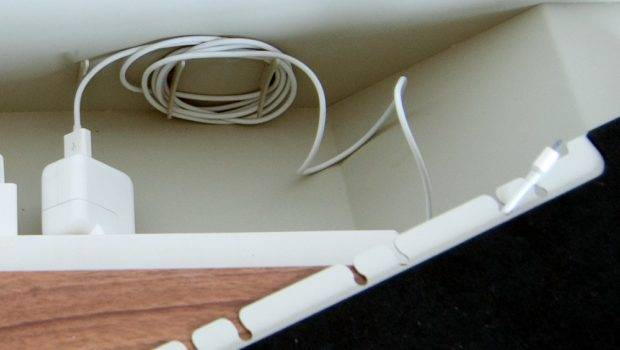 Iphone Ipad Cables Stage Charging Shelf Architects Corner