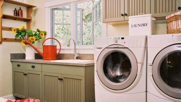 Jane Ellison Country Style Laundry Room Rend Hgtvcom