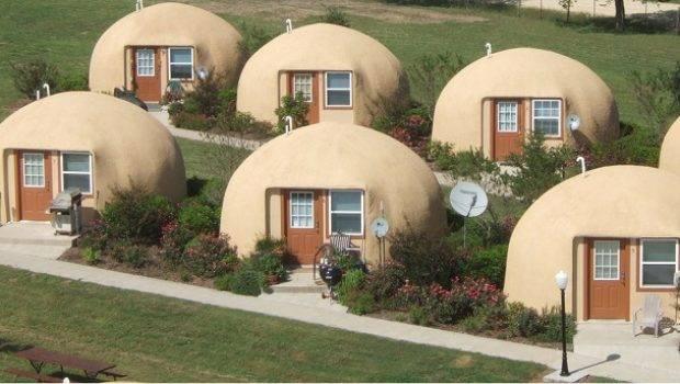 Japan Earthquake Resistant Dome Houses Made