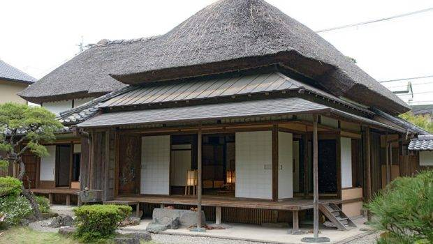 Japan Old House