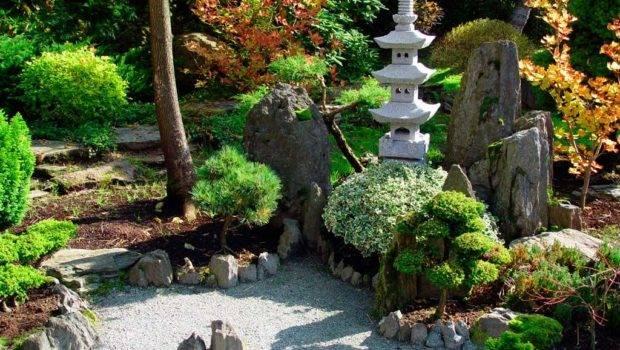 Japanese Garden Designs Small Spaces Home Design Ideas