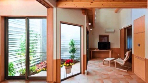 Japanese House Interior Design Ideas Youtube