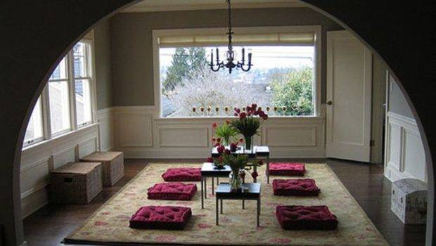 Japanese Living Room Designs Inspired Interior