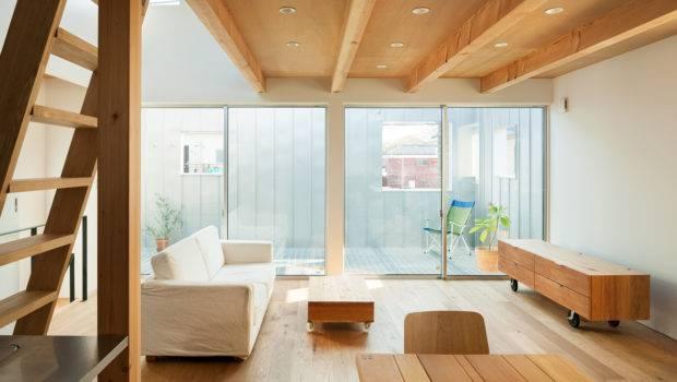 Japanese Small House Design Muji Retail Company