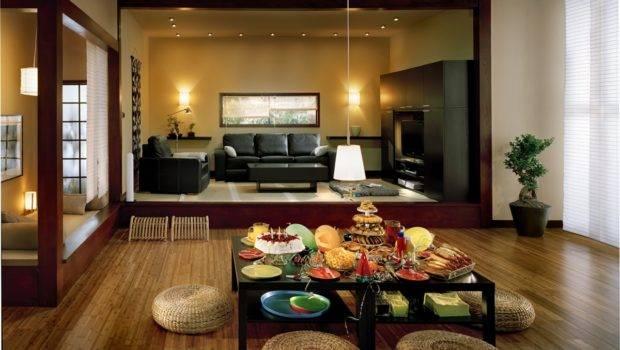 Japanese Style Living Room Design Home