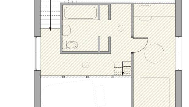 Jen Eliza Designs Final Cube House Plans Sections