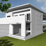 Jetson Green Logical Homes Prefab Container