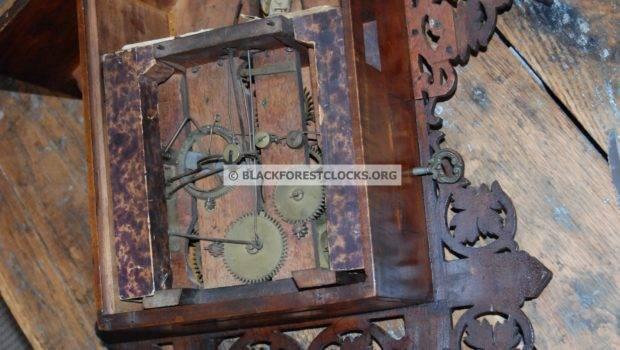Johann Baptist Beha Cuckoo Clock Music Box Black Forest Clocks