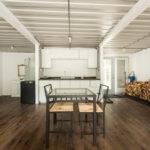 Joseph Dupuis Shipping Container Home Interior