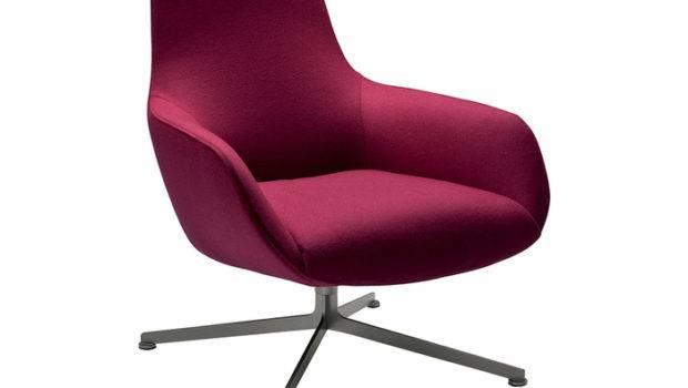 Kent Low Back Chair Hivemodern