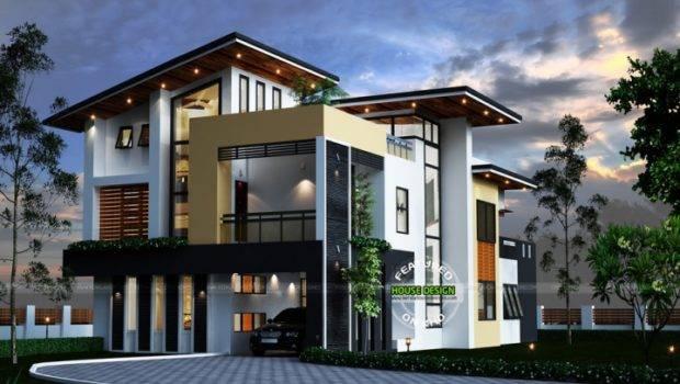 Kerala Contemporary House Home Design