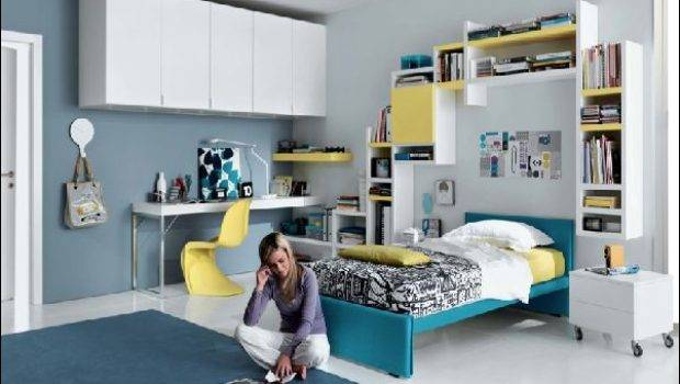 Key Interiors Shinay Cool Modern Teen Girl Bedrooms