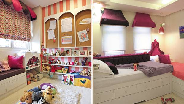 Kiddie Room Ideas Small Spaces