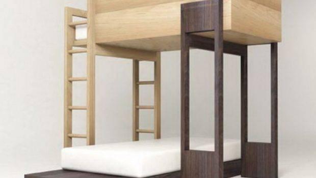 Kids Bedroom Furniture Stylish Space Saving Ideas Modern Loft