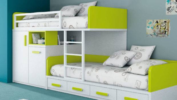 Kids Beds Storage Awesome Modern