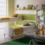 Kids Bunk Bed Loft Design Modern Bedroom Designs Italian