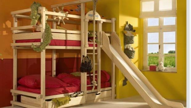 Kids Bunk Bed Trendy Mods
