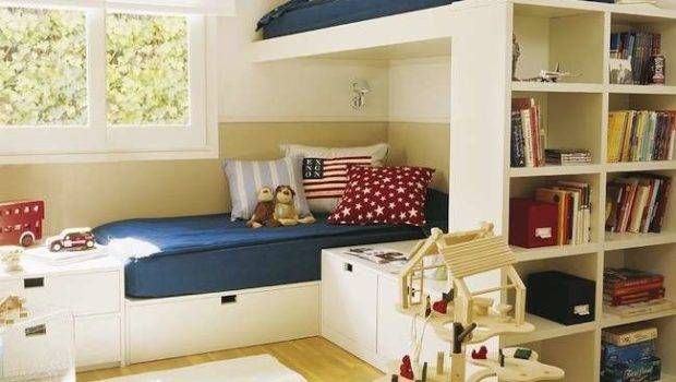 Kids Crammed Great Ideas Your Shared Bedroom