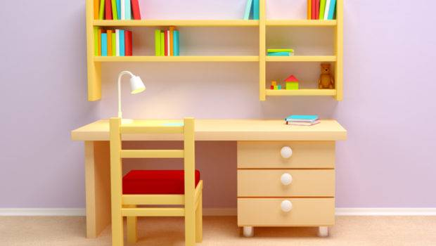 Kids Study Table Design Ideas Home Redesign