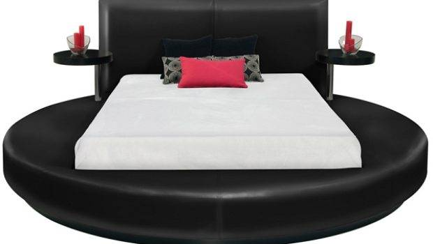 King Round Bed