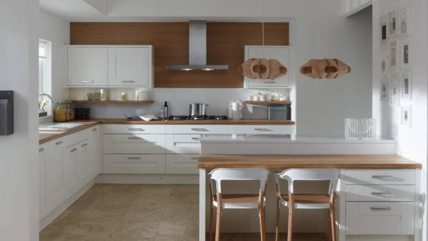Kitchen Built Modern Breakfast Bar Ideas