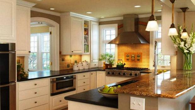 Kitchen Color Schemes White Cabinets Home Combo