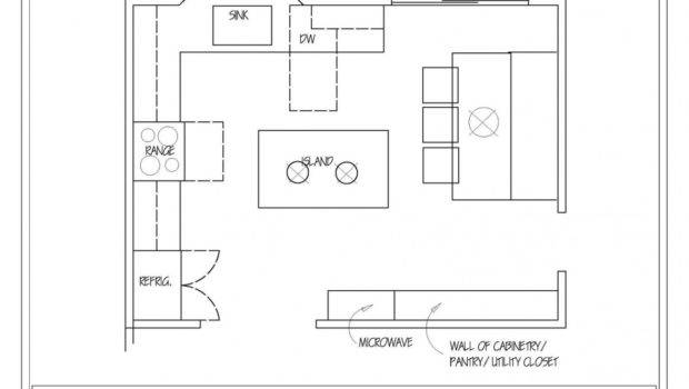 Kitchen Designs Shaped Photos Plans Layouts