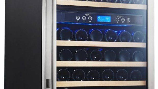Kitchen Engaging Wine Refrigerator Reviews Your Residence