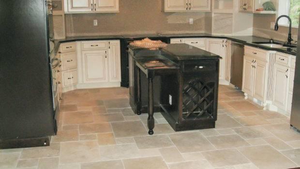 Kitchen Floor Tiles Home Interior Decorating Ideas